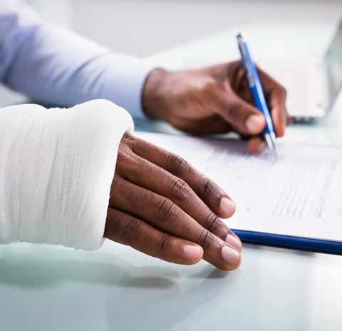 Personal Injury Photo Image
